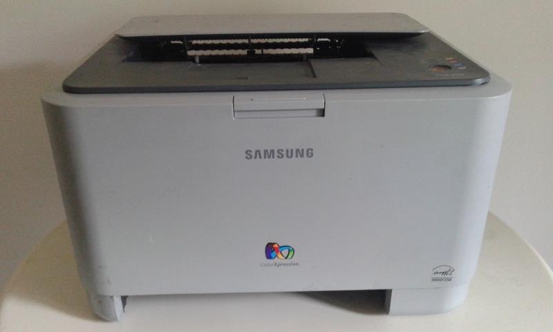 967f5b4b5c7a13 Stampante Samsung CLP-310 CLP-315 errore contenitore di scarto ...