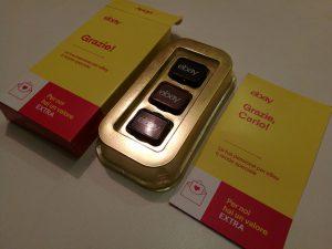 cioccolatini omaggio ebay